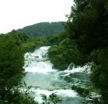 krka vodopád 3
